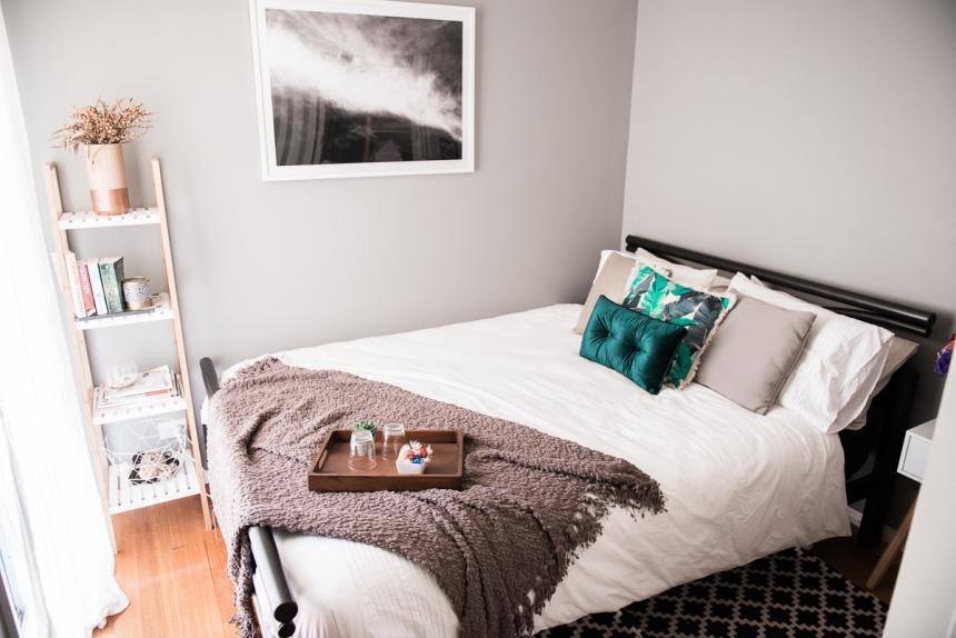 AfterGuest Bedroom